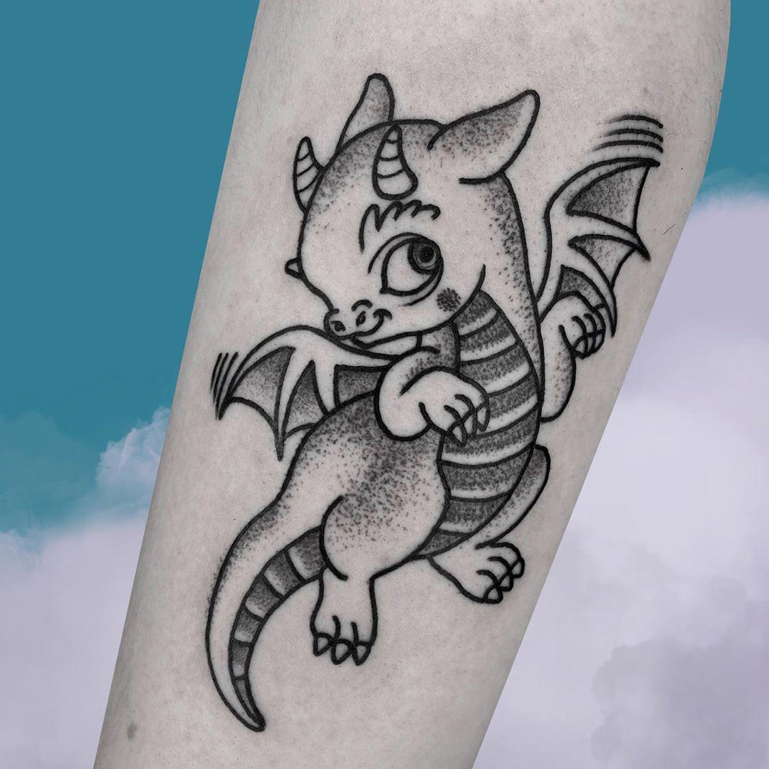 Thank You Rach! ☺️ Bookings: Karolina.Sy Traditionaltattoo - Tattoos