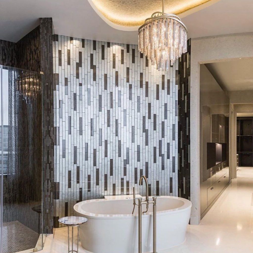 Who'S Loving This Mosaic Tile Raise Your White - Jewelry
