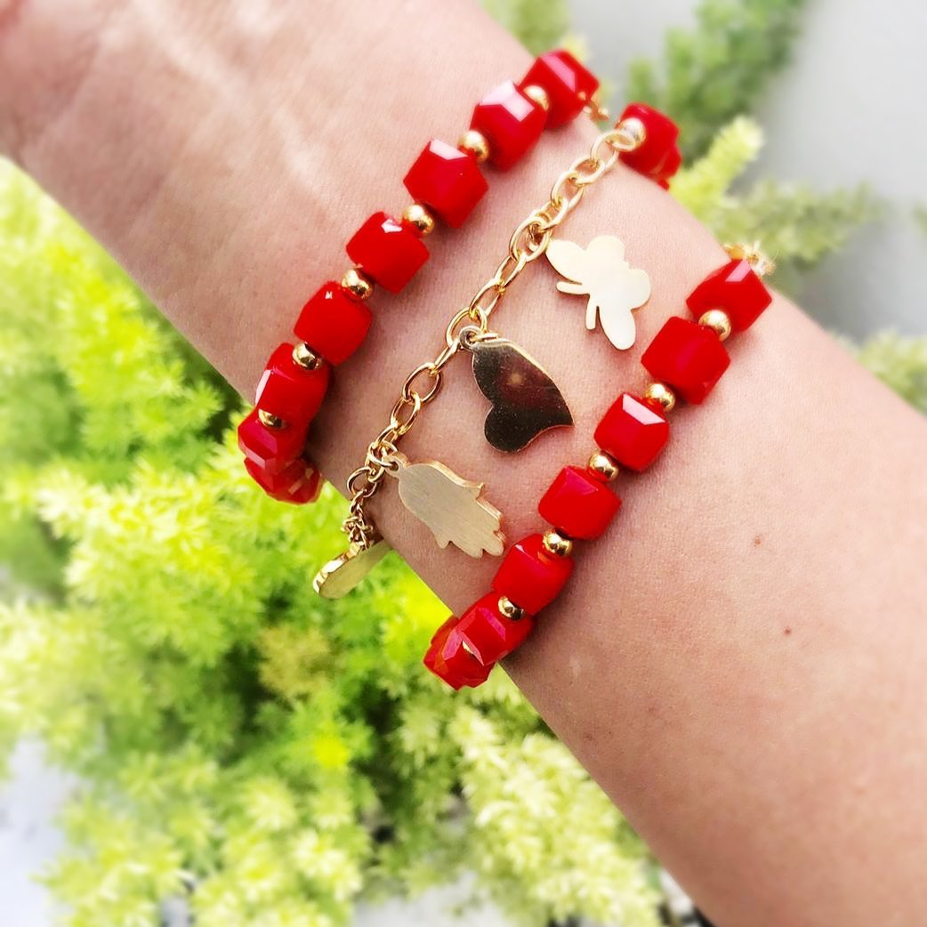 A Touch Of Red For A Little Passion! $32 Womenaccessories - Women Accessories