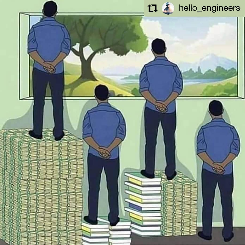 ⚖ Repost Hello Engineers • • • • • • W Life - Education Quotes