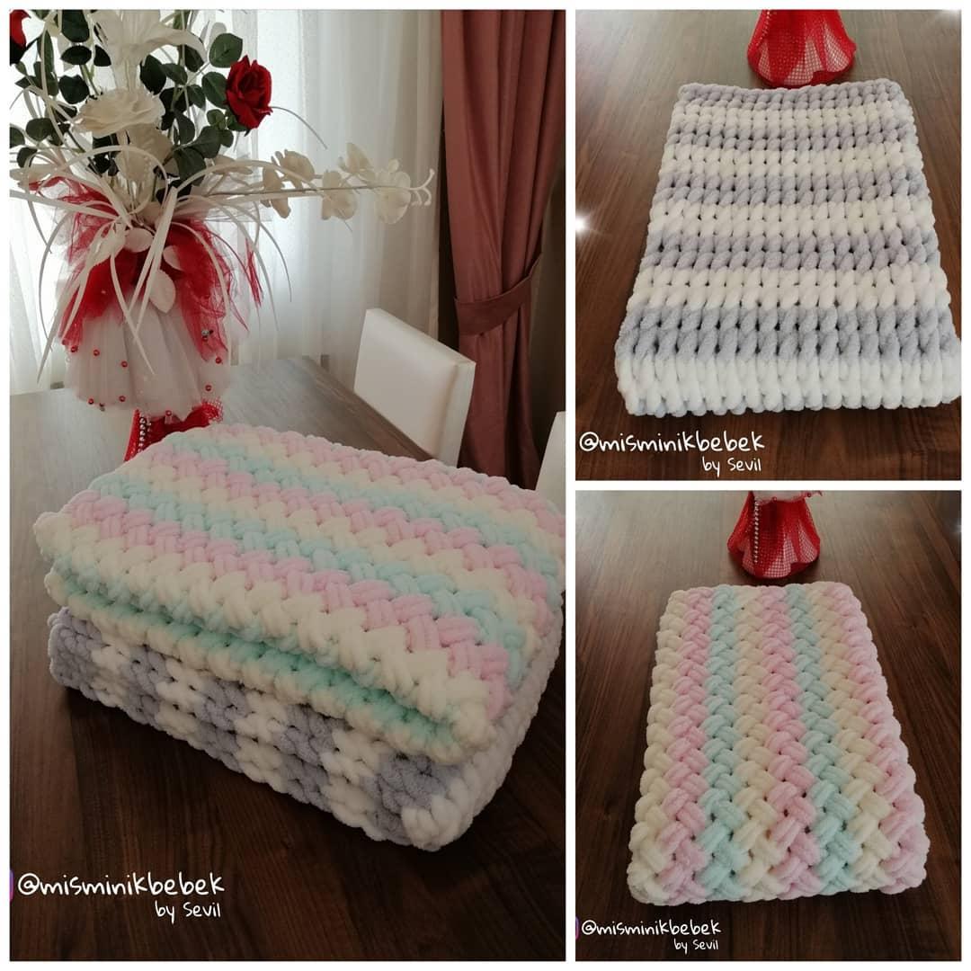 Puffy Battaniye Hemen Teslİm Sorularını Puffybattaniye - Blanket