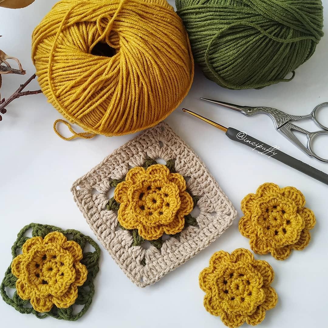 Mutlupazarlar 🍁 . Arada Değişiklik Iy Örgüylekalın - Baby Crochet