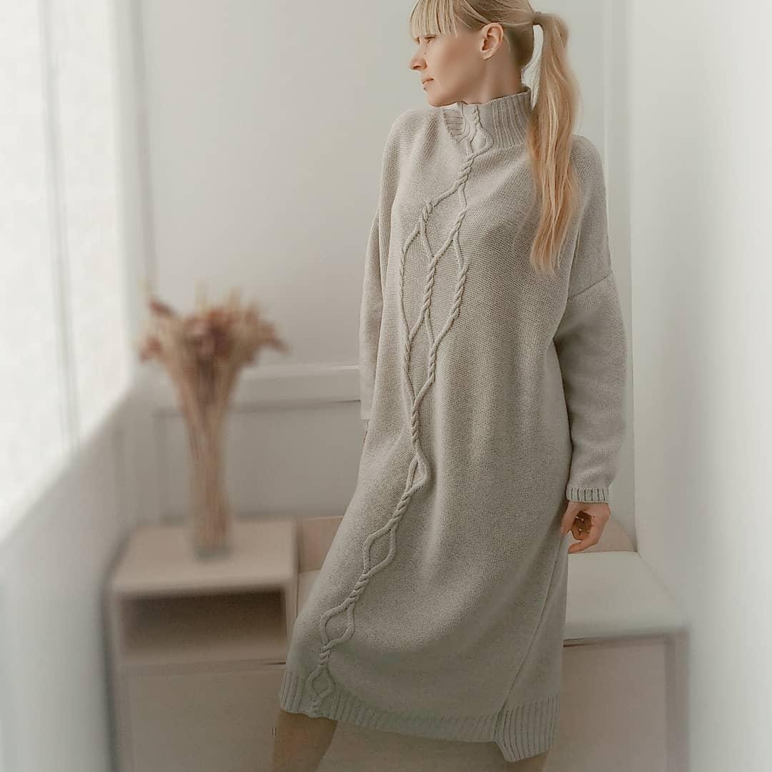 Привет Всем❤️ Выходные В Полном Разгаре😊 Knitting - Knit Dress