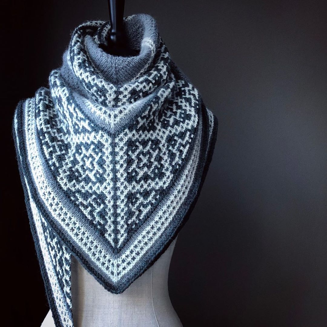 ✨Giveaway✨ Did You Know ... As A Thefib Knitstudio64 - Shawl Knitting