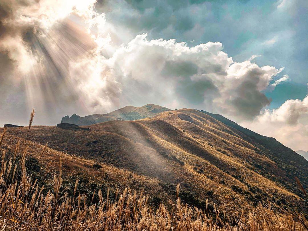 ⛅️Hongkong Asia Island Mountains La Asia - Travel