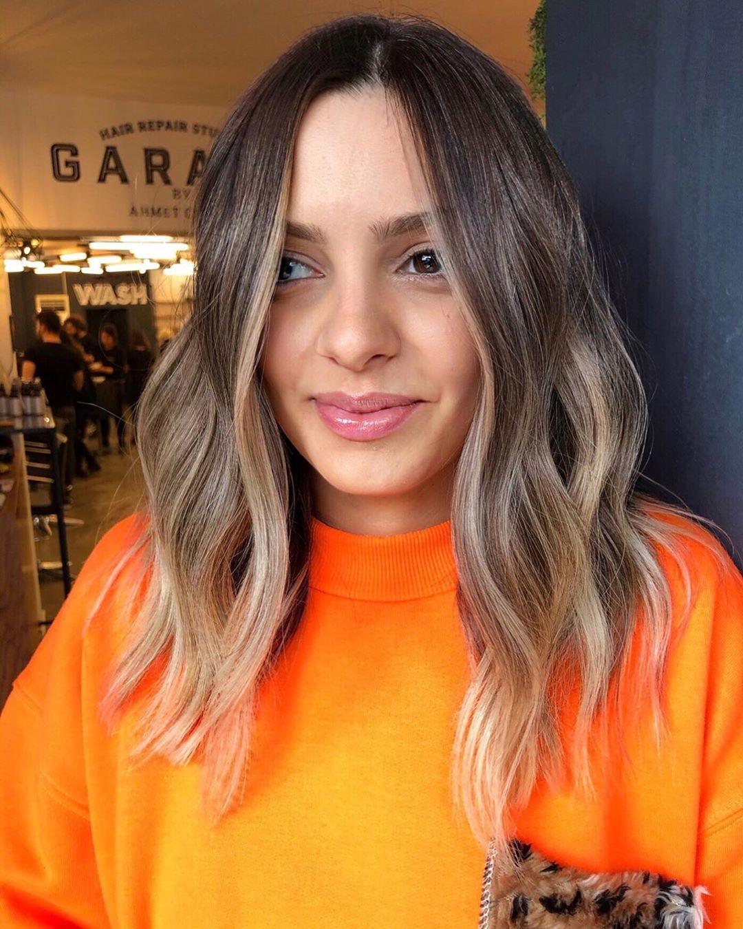🔥🔥 ( Beİge Blonde ) 🔥🔥 Hairtutorial Instylemagazine - Hair Video