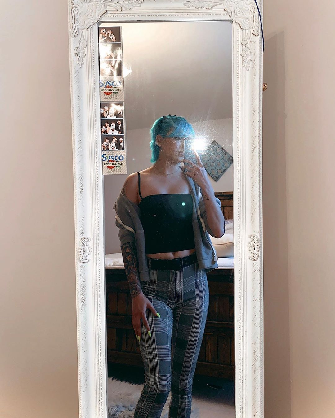 Loving My New Body And Having Curves For Bluehair - Haircuts For Women