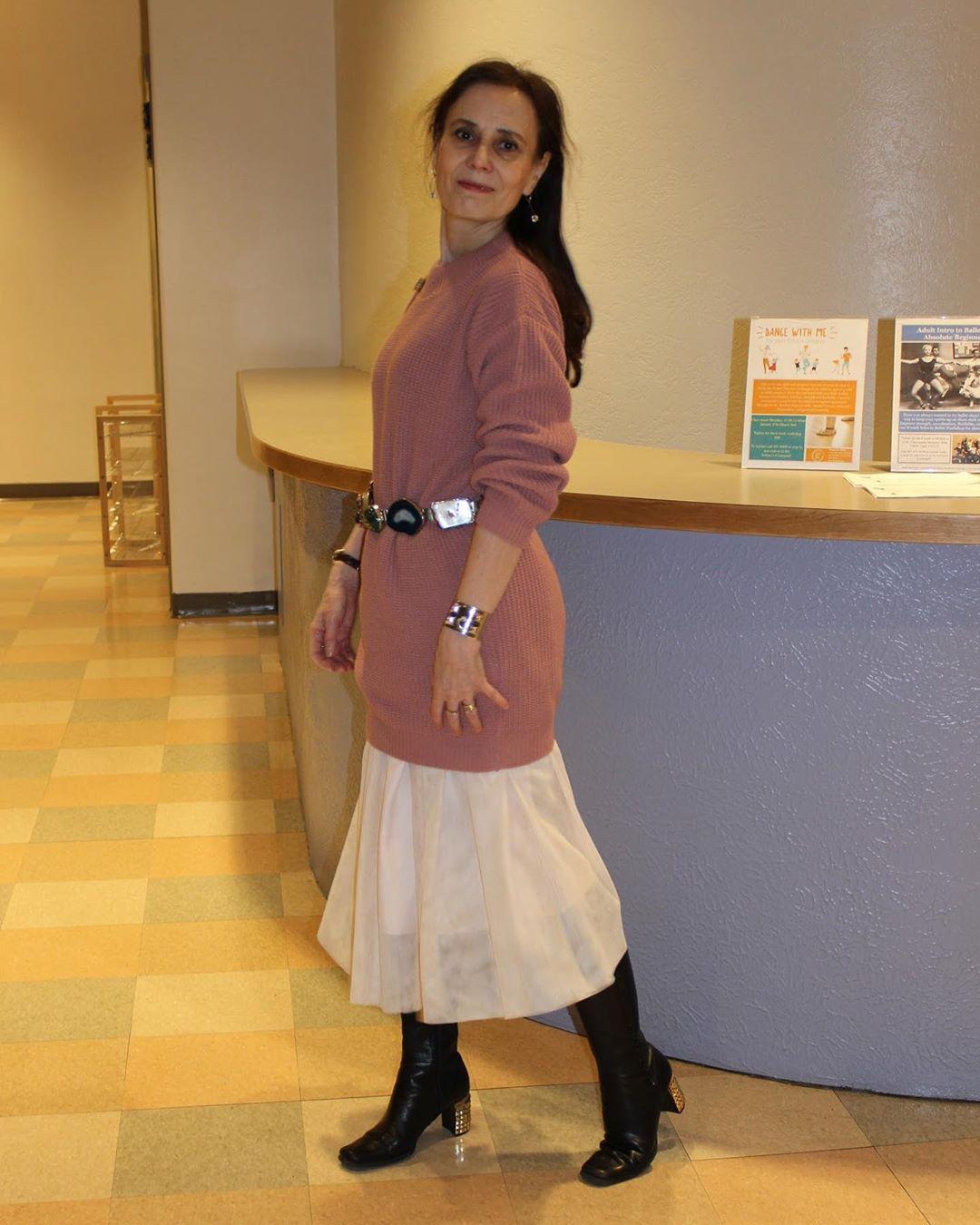 Highlatitudestyle Fashionblogger Styl Fashionblogger - Knit Dress