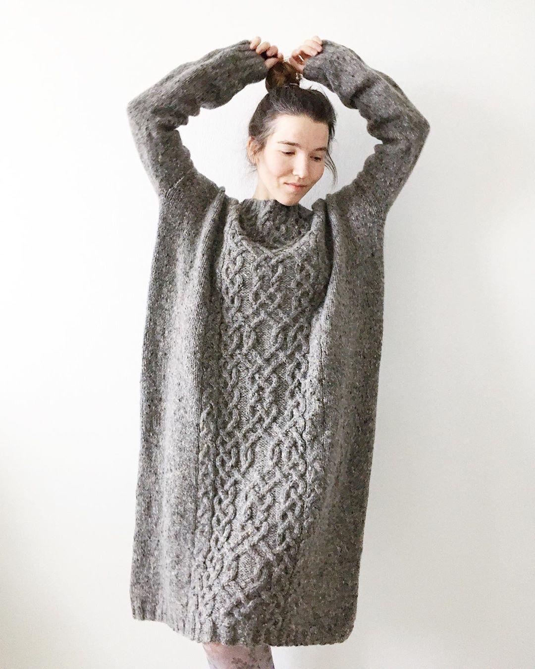 Доброго Дня, Дорогие Друзья 🤗 Пусть Пон Donegal - Knit Dress