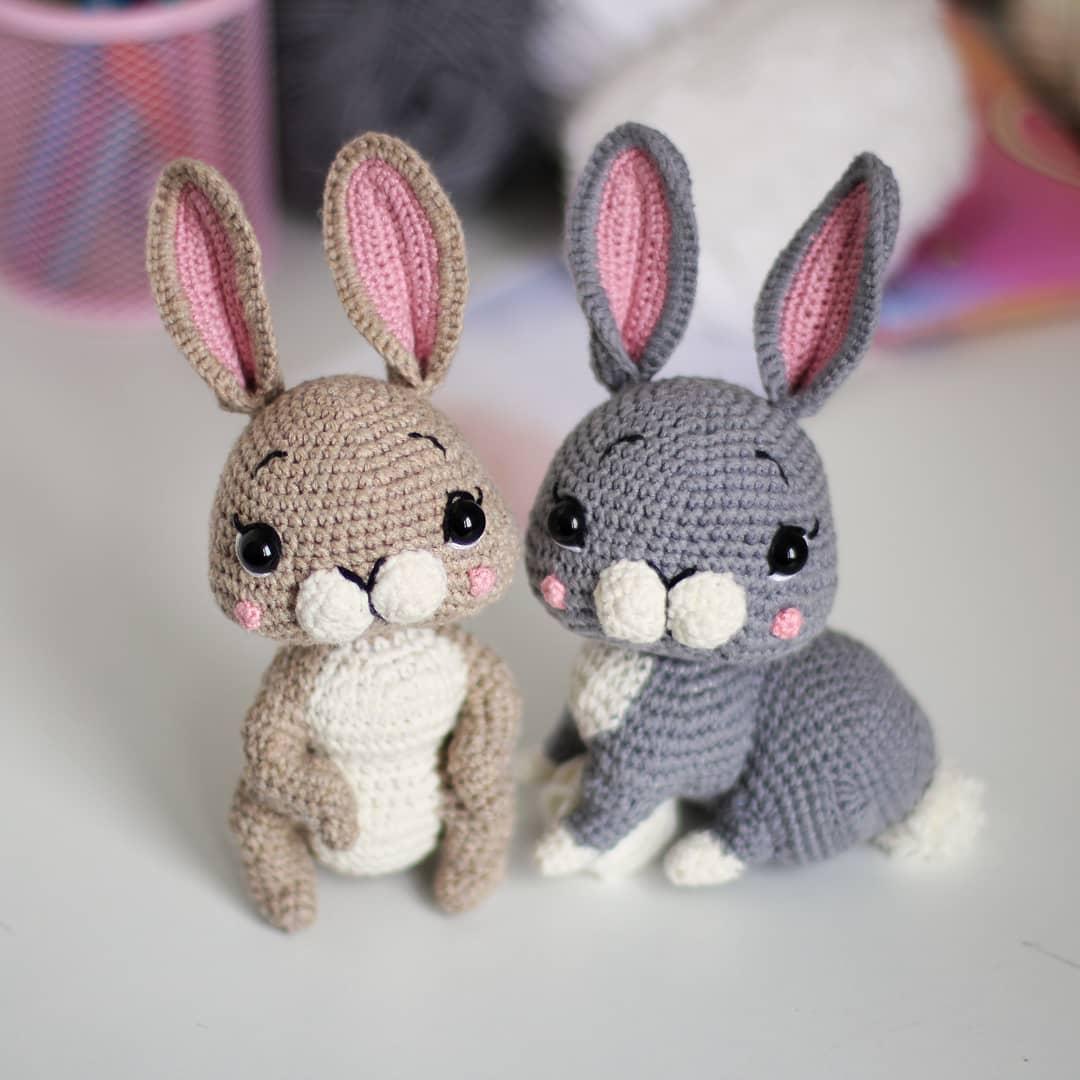Meet The New Heroes 🐰🐇😍 I'm In Love W - Crochet Tutorial