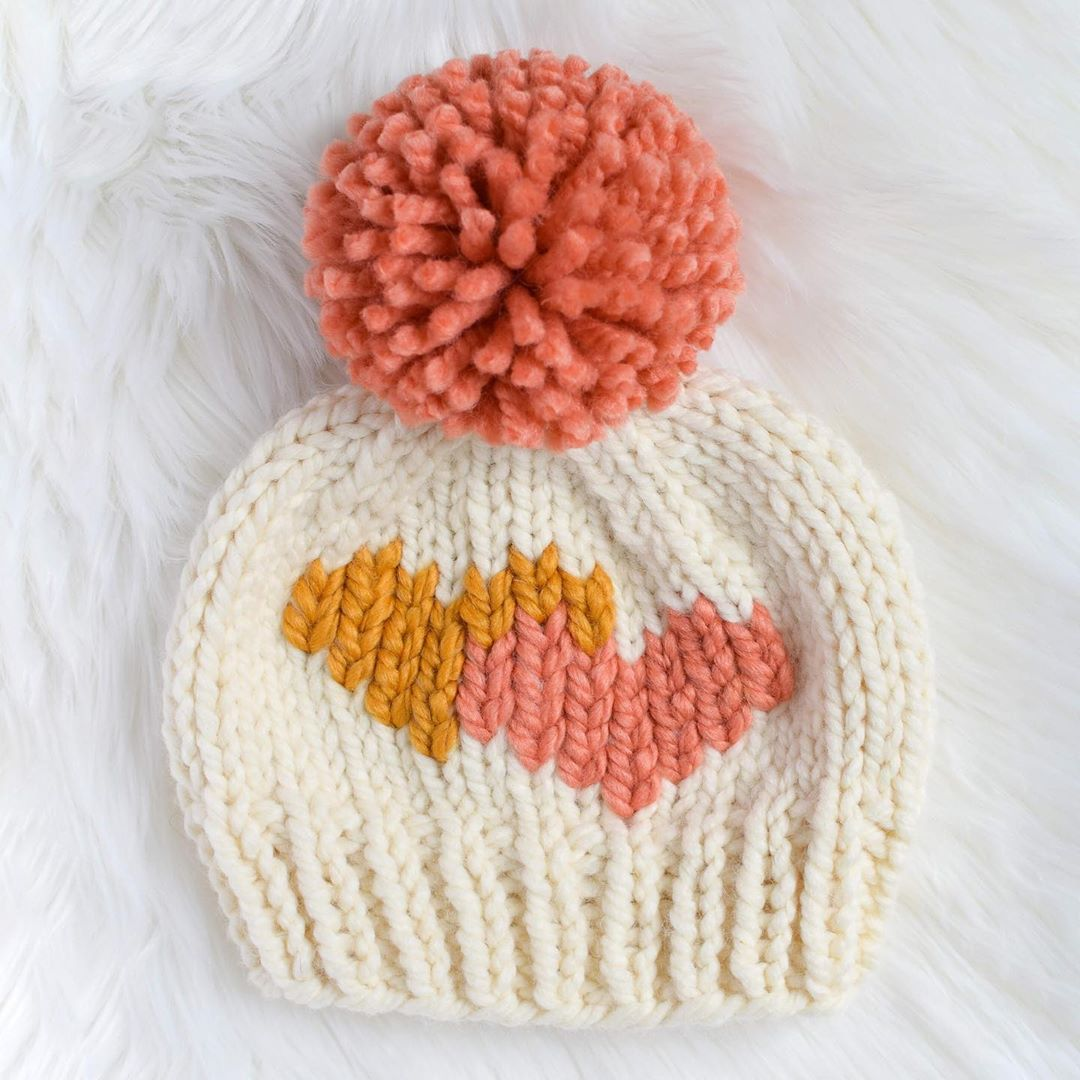 Happy Valentine's Day, Friends! 💕 Do Yo Ourmakerlife - Knitting Tutorial
