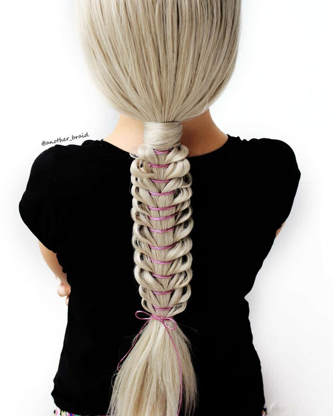 Easy Ponytail. You Can Find The Tutorial Hairtutorial - Hair Video