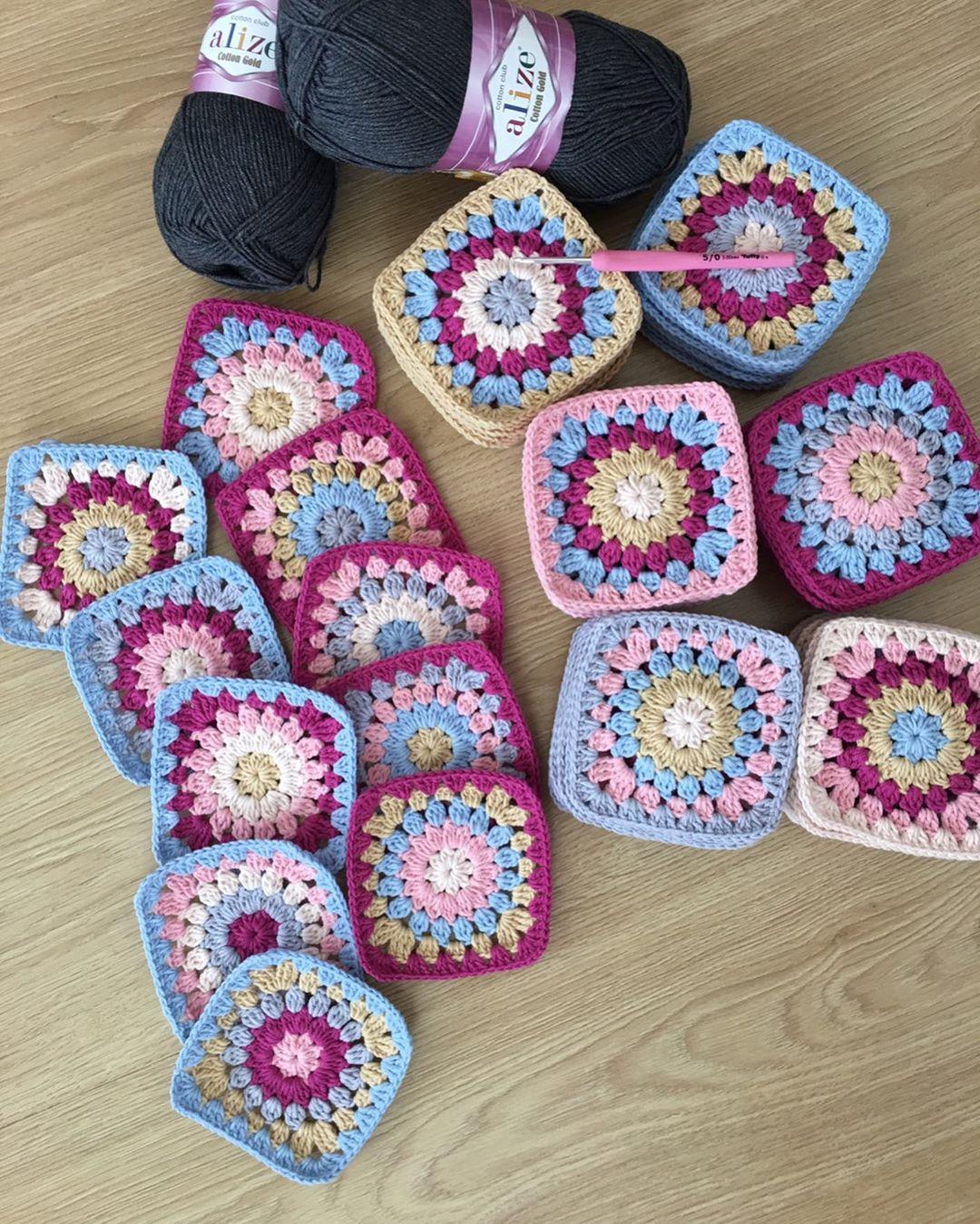 Günaydın☀️ Mutlu Perşembeler Diliyorum H Throwbackthursday - Baby Crochet