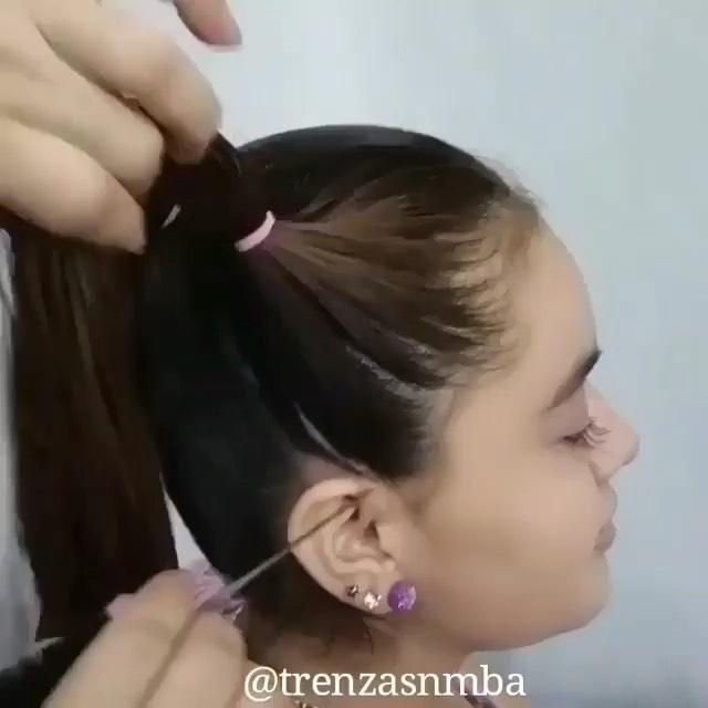 1 Or 2??? 🥰🥰🥰 Credit Trenzasnmba H Hairoftheweek - Hair Video