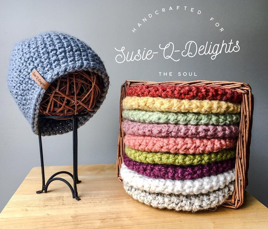 Thanks So Much To Susie Of Susie-O-Delig Freepattern - Crochet Hat