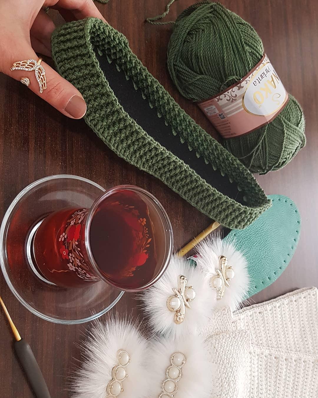 Selamlar Acaba Hangi Malzemeyi Nerden Al Örgü - Crochet Tutorial