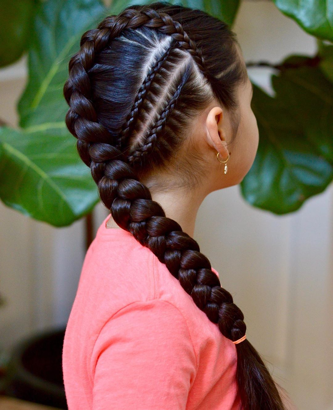 Swim Braids Have A Great Day! . . . . . Braidsbyu - Hairstyles For Girls