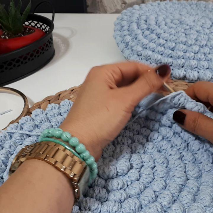 Popcorn Çantamizin Yapımını Youtube Kana Crochetcardigan - Crochet Cardigan