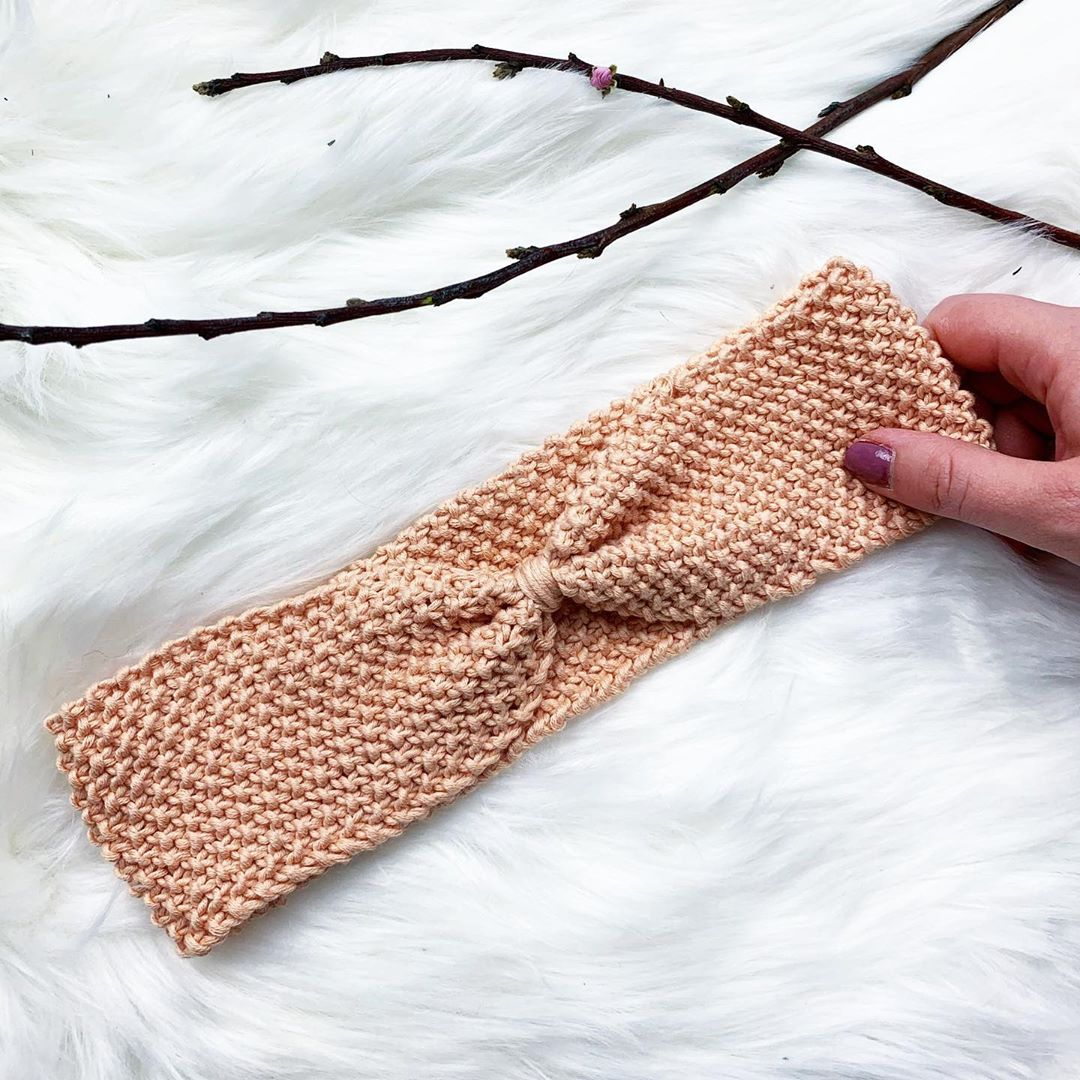 I'Ve Decided To Publish A Free Pattern E Knitheadband - Knitting Tutorial