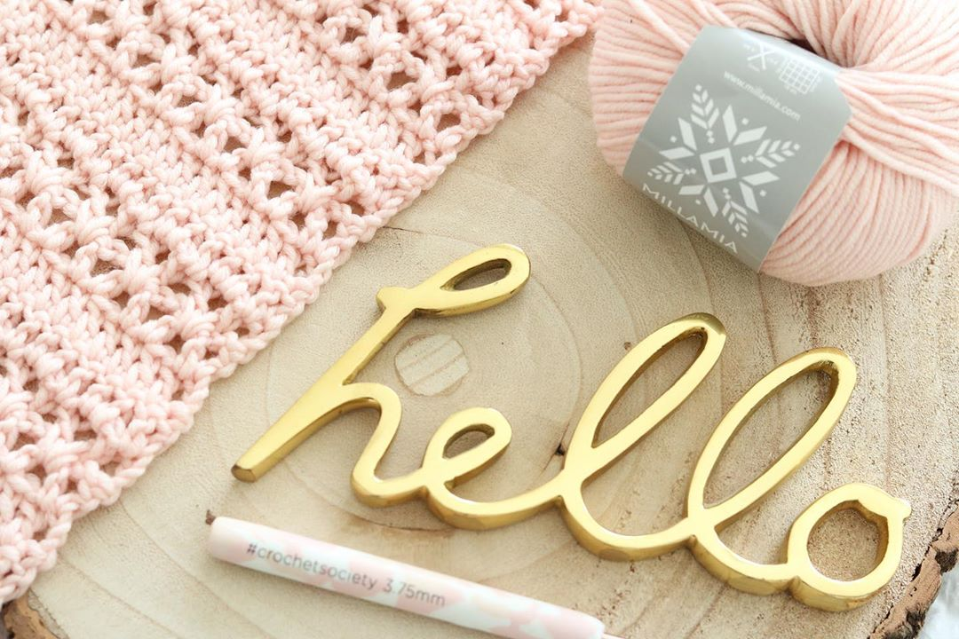 Hello New Project! Who Here Suffers From Crochettime - Crochet Tutorial