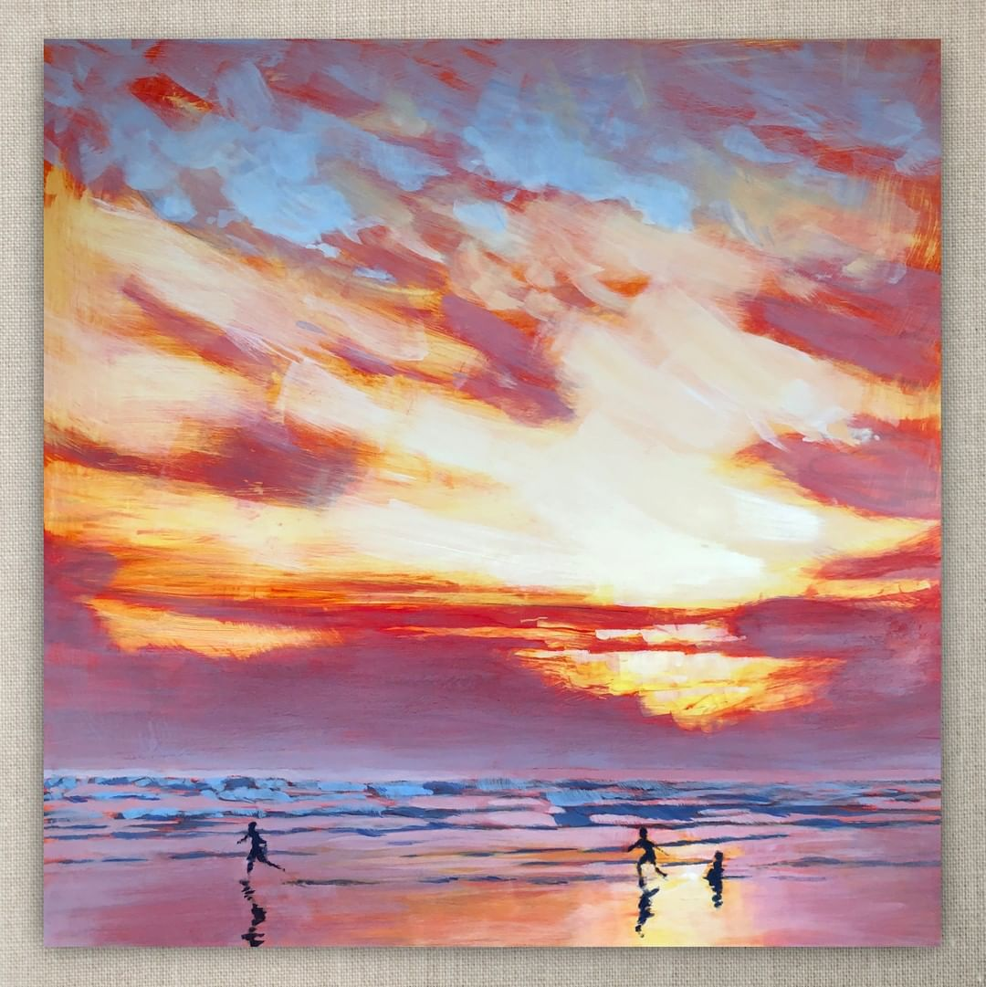 Bedazzle Your Space! This Weekend I'M Of Seascape - Art