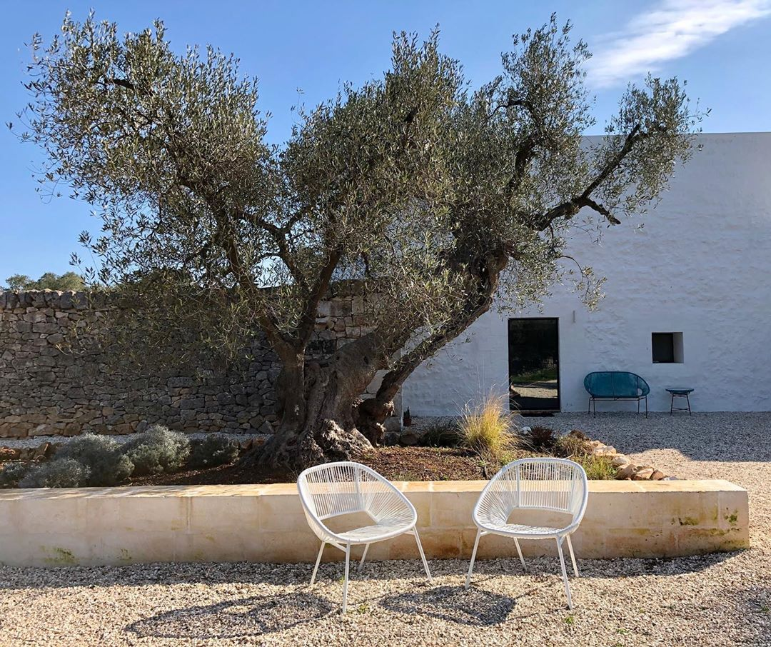 Another Perfect Day, Never Get Enough Of Masseria - Architecture