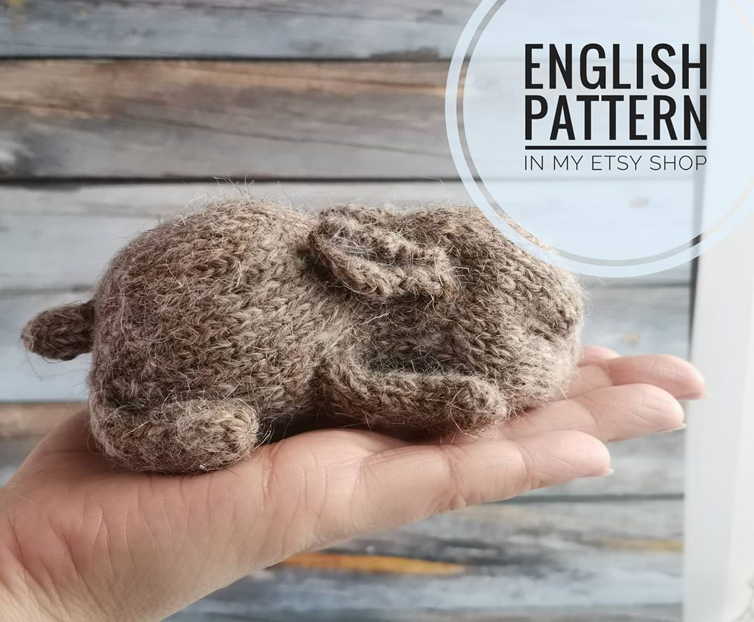 The Pattern In English Is Already Availa - Knitting Tutorial