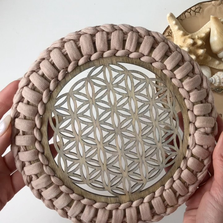 Как Закрыть Отверстия При Обвязке Донышк - Crochet Tutorial