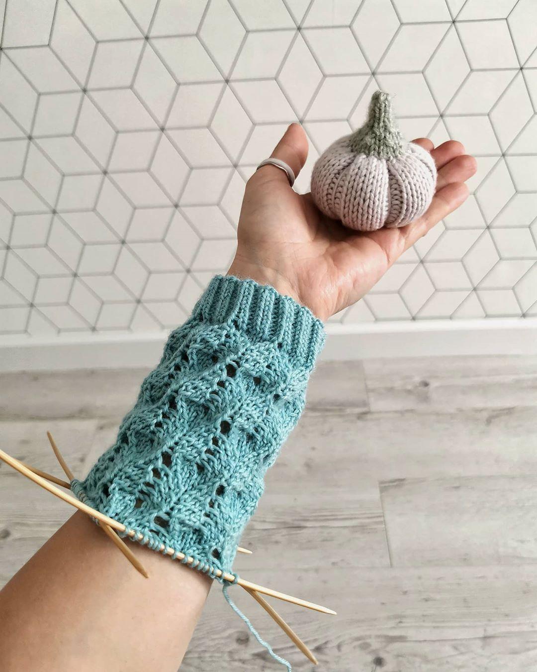 Доброе Утро)) А Оно Всегда Доброе, Когда Sandnesgarn - Knitting Socks