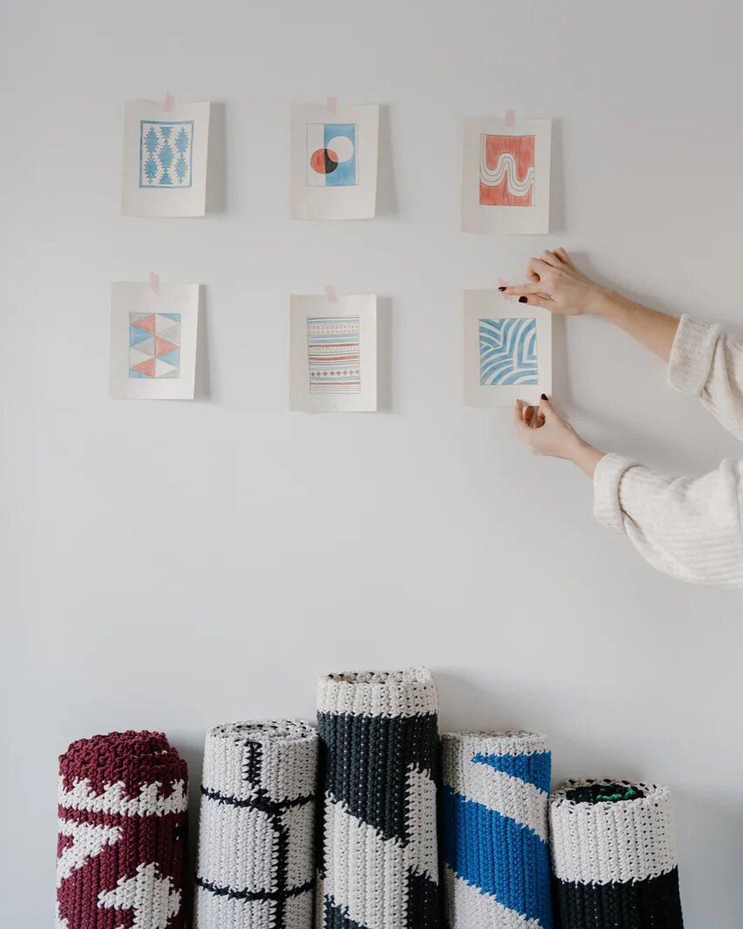 Как Увеличить Свою Аудиторию В Инстаграм - Crochet Rug