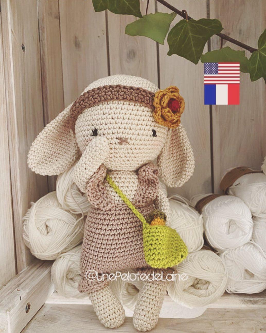 Tutoriel - Pattern En Ligne 😉💖 😉 🥰To Crochetlove - Crochet