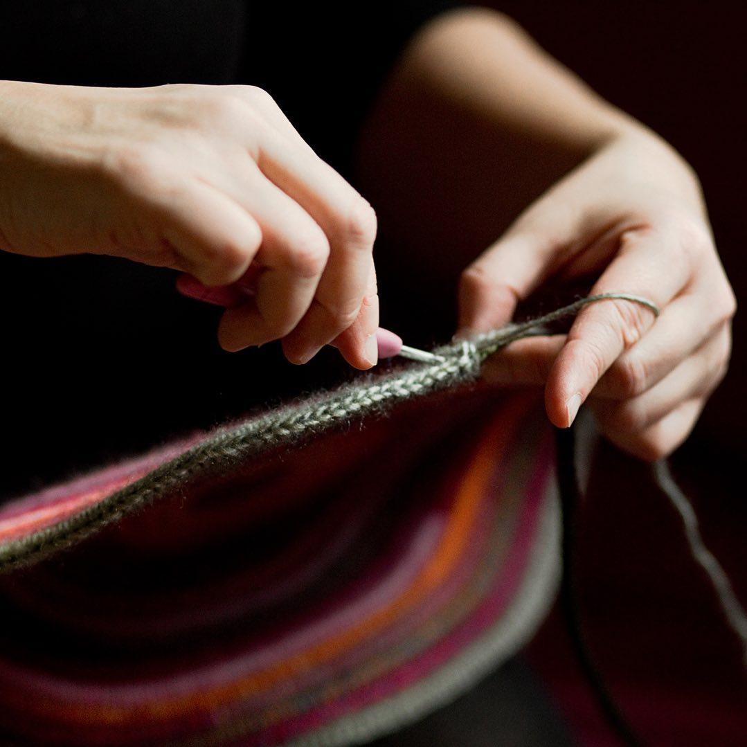 Moje Ukochane Zdjęcie Zrobione Przez Ju Szydełkowanienasznurze - Crochet Rug