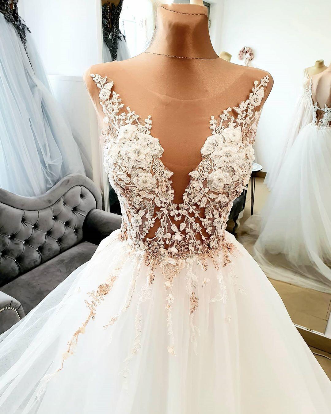 """Aracelis""Collection 2021 Weddinginspir Weddindress - Fashion Dresses"