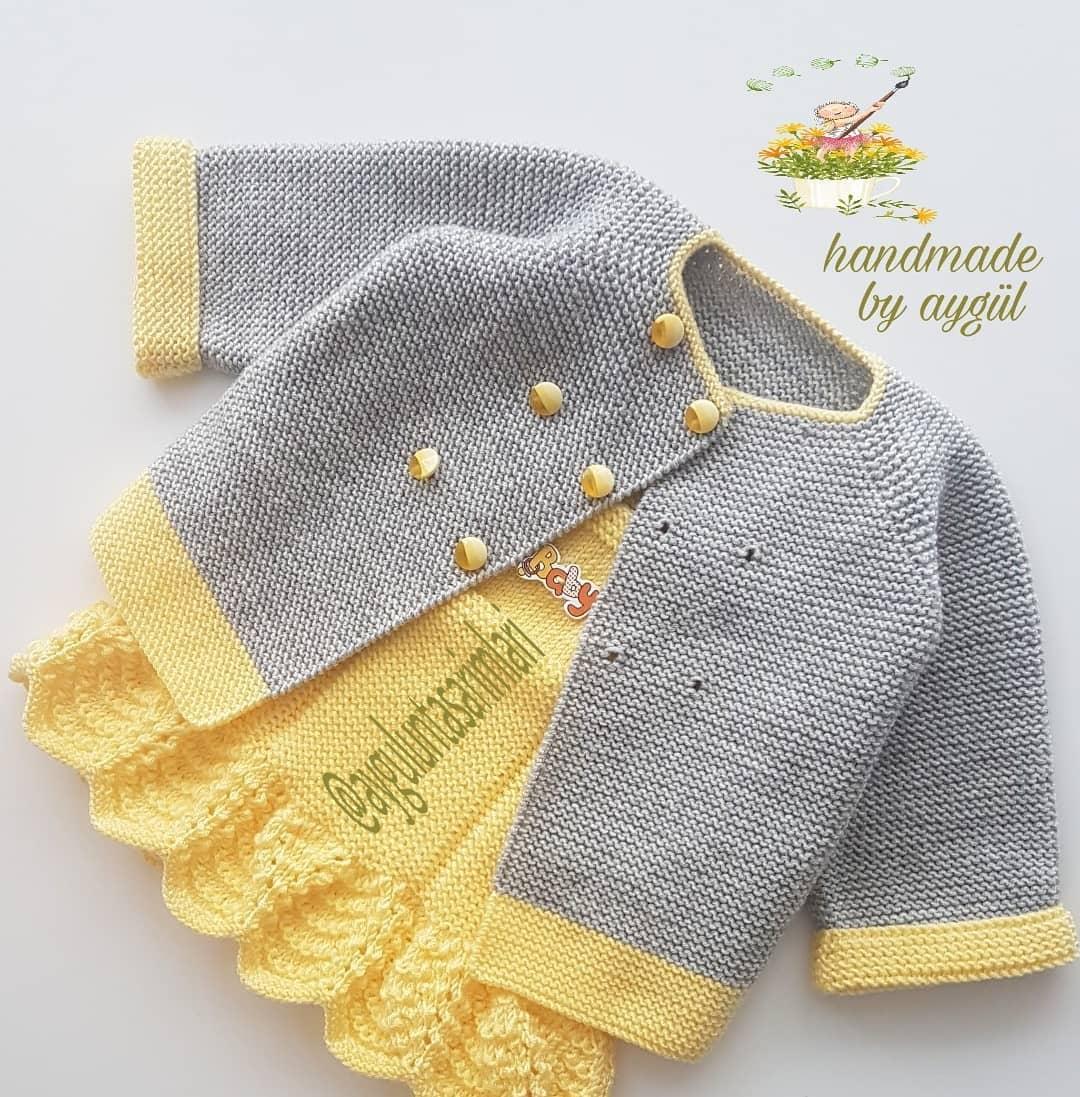 Sağlıklı Mutlu Akşamlar Arkadaşlar Tedbi Babyshower - Baby Crochet