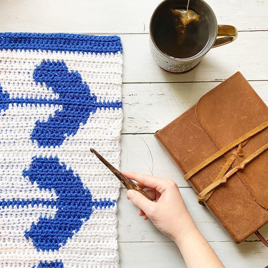 This Whole Last Week Has Felt Like One C Crochetrug - Crochet Rug