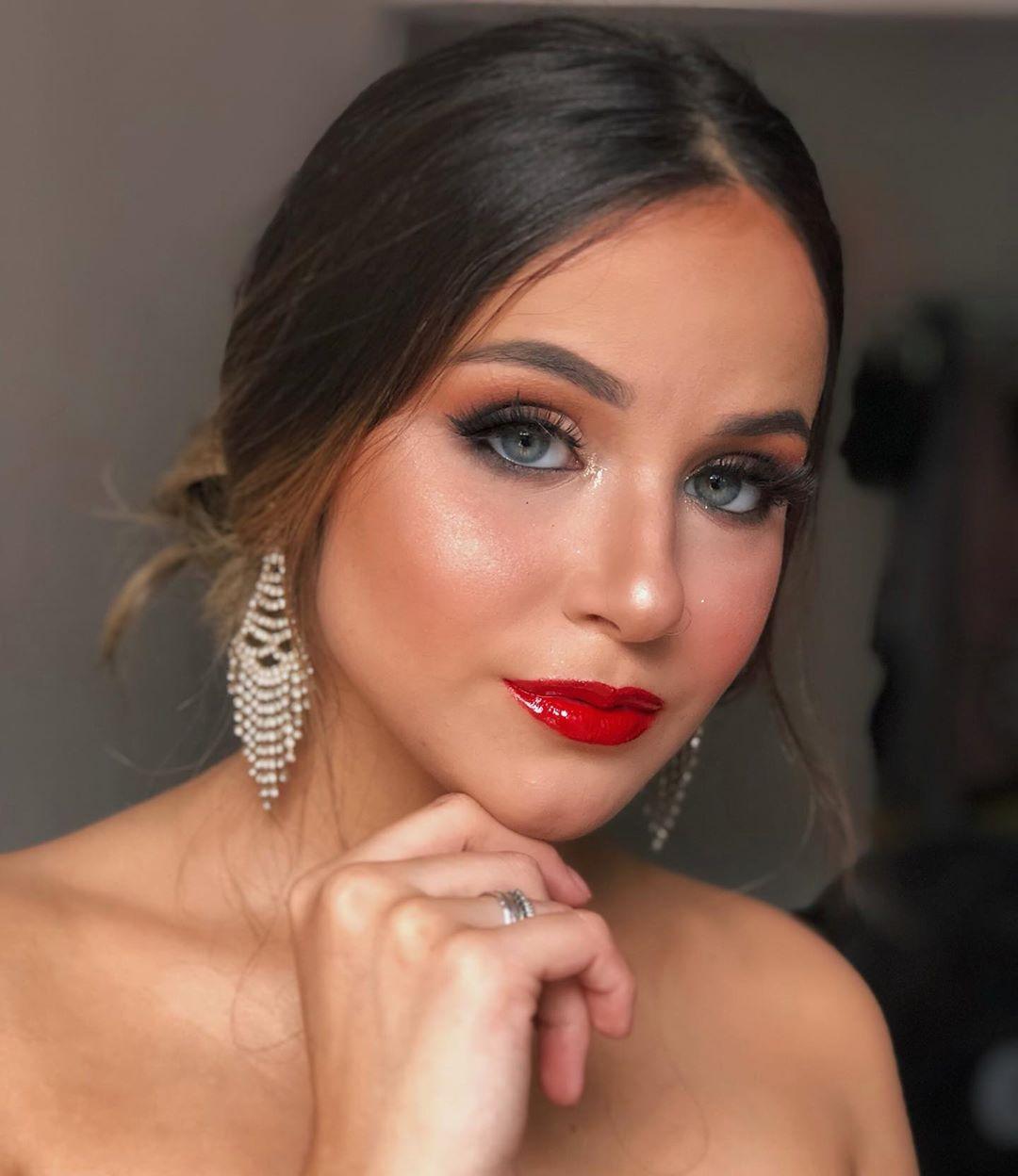 Vou Usar Batom Vermelho Sim💋 Hellohelg Makeup - Makeup Ideas