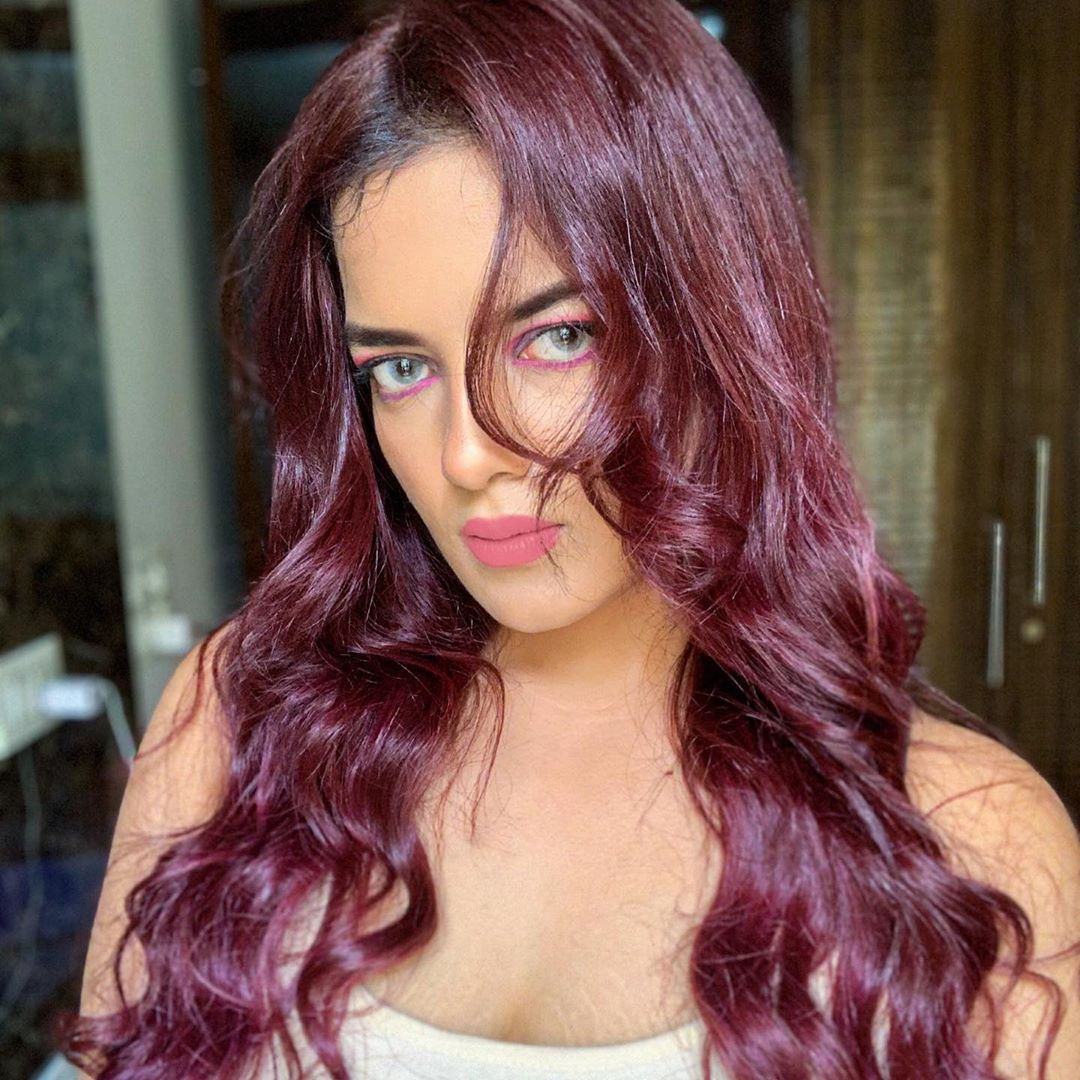 Tadaaa...Investing In My Hair Coz It'S M Haircoloring - Hairstyles For Girls