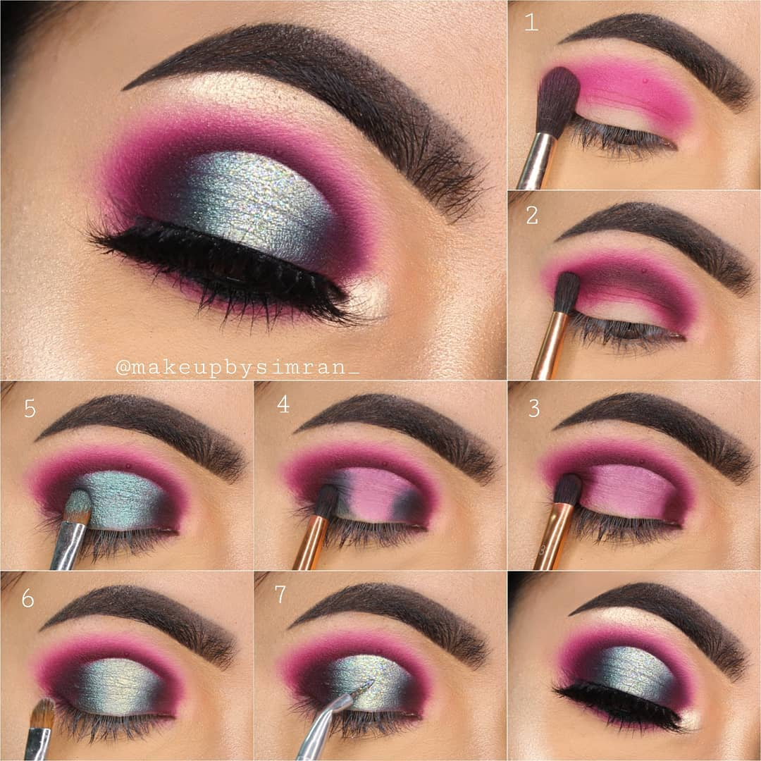 Follow Makeupbysimran For More💋❤ Pict Morphe - Makeup For Beginners