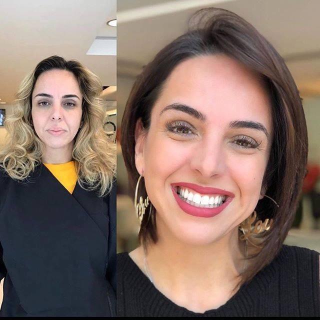 Che Bel Cambiamento!!! Ro.Hsiqueira . . Capelli - Hair Beauty