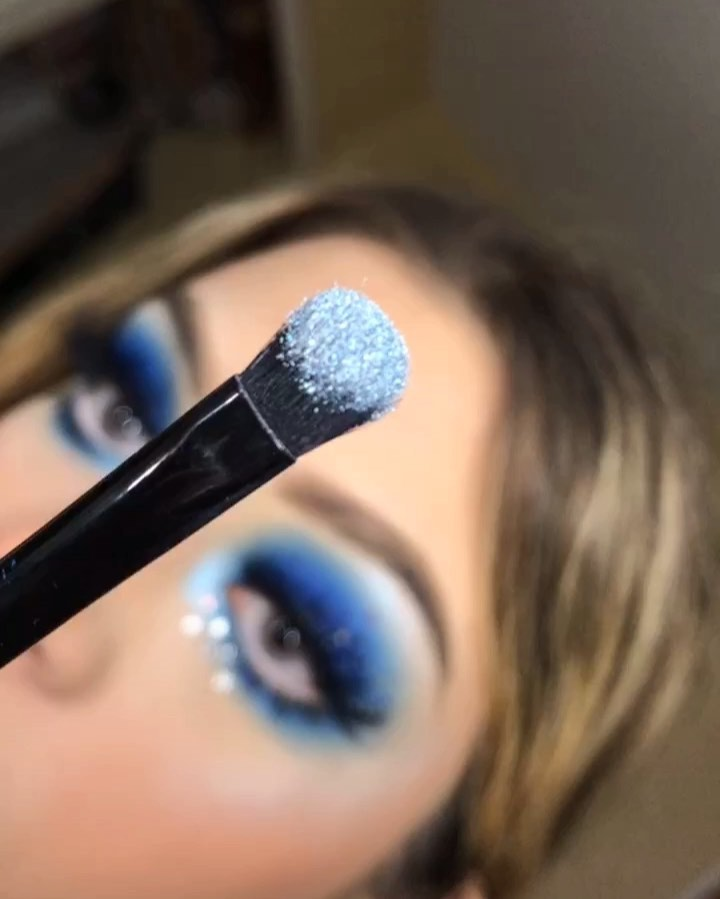 Starry Eyes 🤩🦋 (Follow Makeupxsteff F Slayandblend - Makeup For Beginners