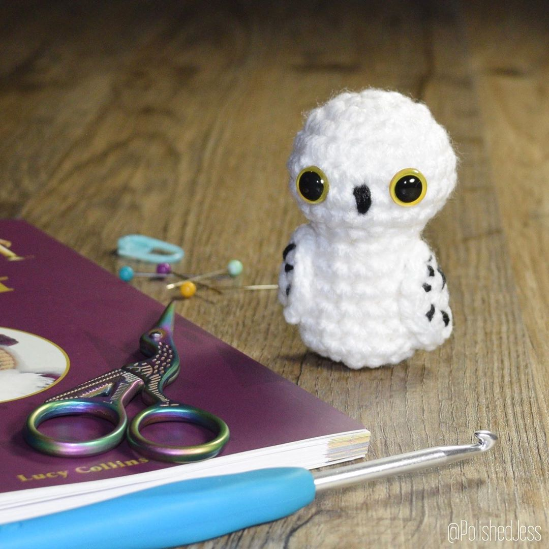 Who Is My Next Harry Potter Mini From Th Harrypotter - Crochet Hat