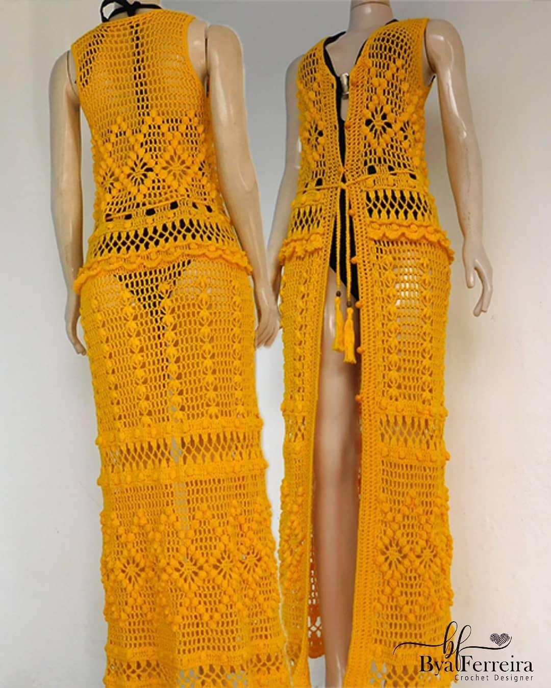 Oi Pessoal! Passando Pra Mostrar Pra Que Croche - Crochet Tutorial