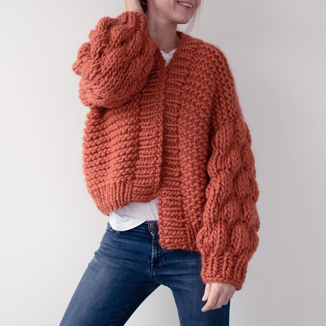 Have You Seen Our End Of Winter Sale? 😍 - Chunky Knit