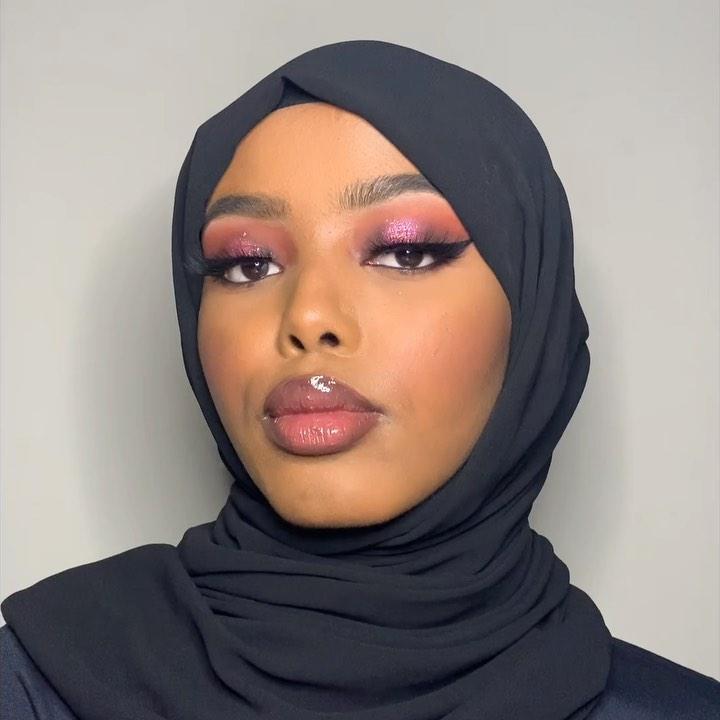 Tutorial On The Last Look I Posted 💜💜 Amuahub - Makeup For Beginners