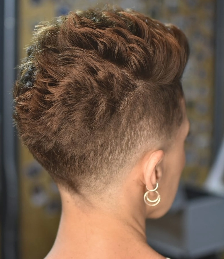 What Do You Think Of This Cut? Longtosh Shorthairrocks - Pixie Cut