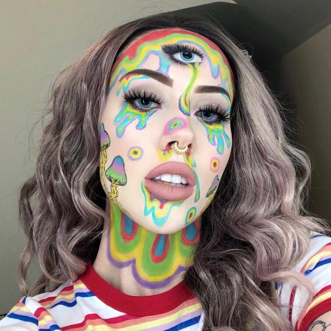 Trippy🌈 Fentybeauty Pro Filt'R Hydrati Aspiringmua - Makeup Ideas