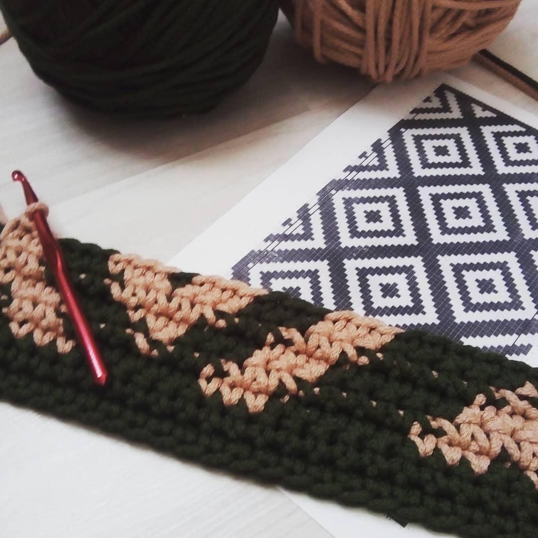 Так Рождаются Шедевры. Отличных Выходны - Crochet Rug
