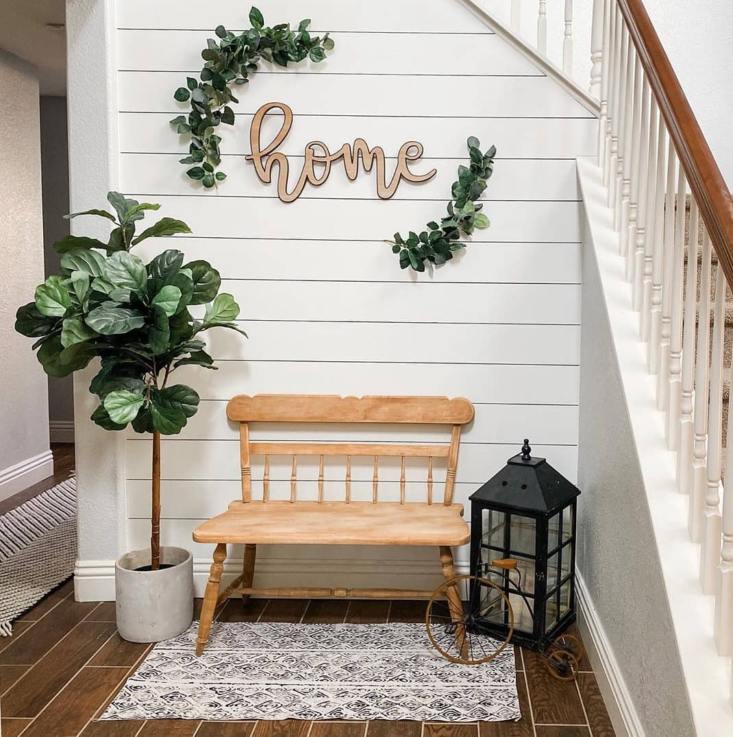 How Gorgeous Is This Entryway By Hopeab Entrywaydecor - Diy Home Decor