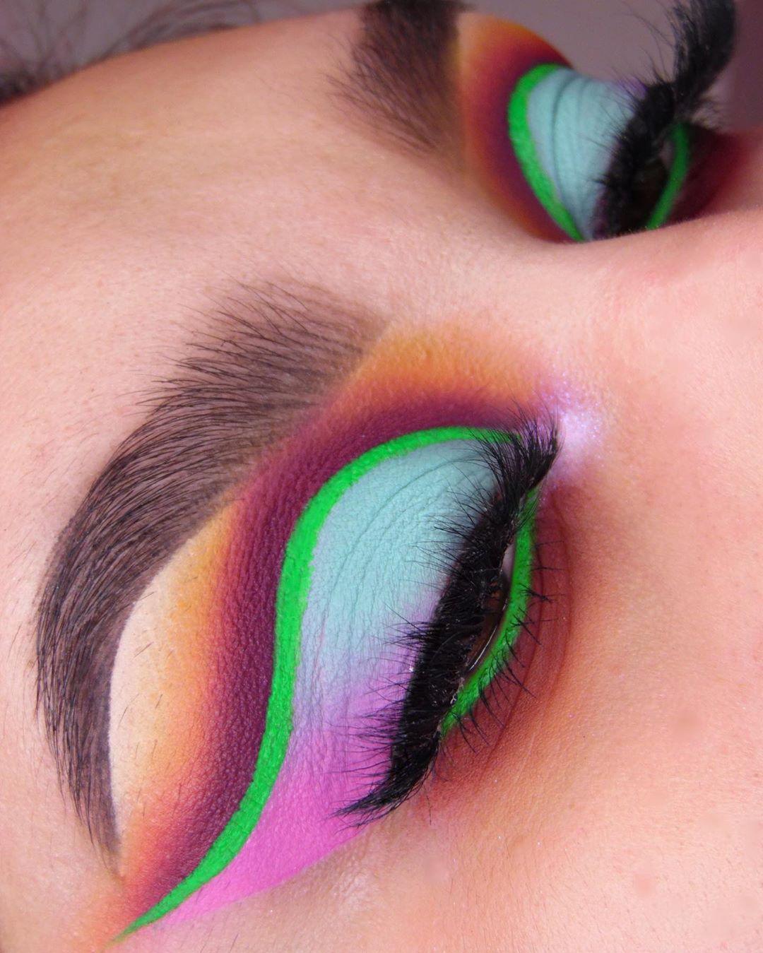 Hydra Fx Alien Queen 👽 I Definitely Nee Bperfectisolationcreations - Makeup Ideas