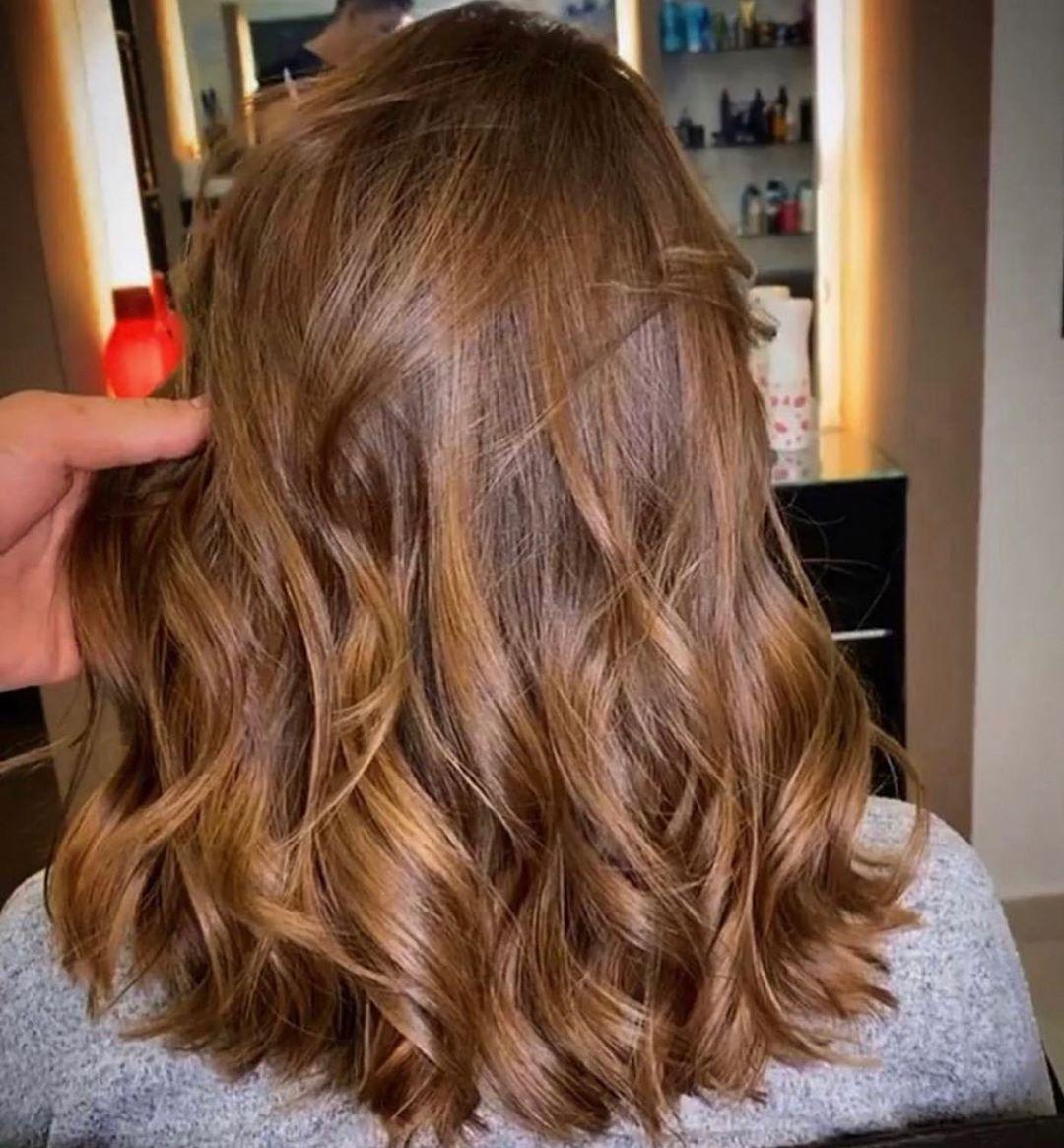 Cabelo Iluminado No Estilo Gonzaga Quem Beleza - Hair Styles